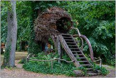 Mowglis Baumhütte