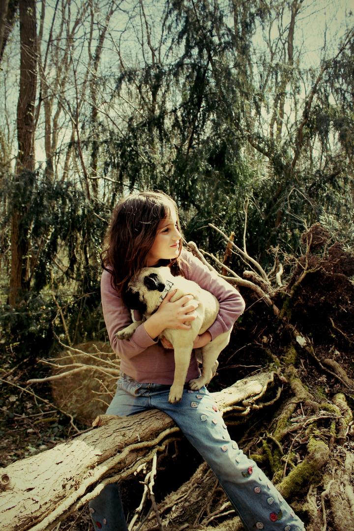 Mowgly girl