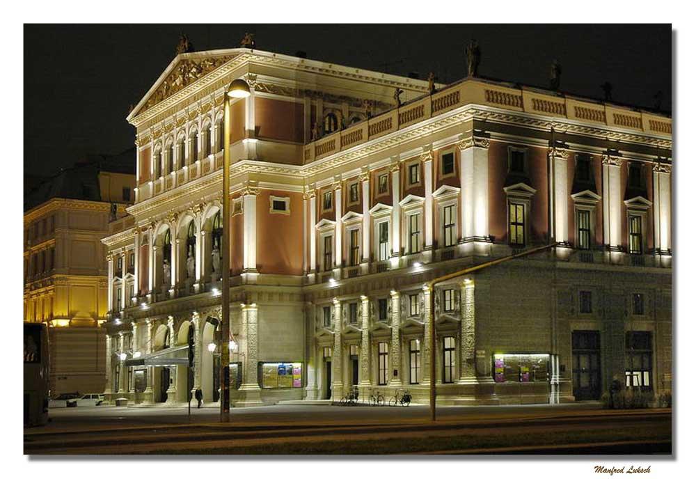 Mozart im Musikverein