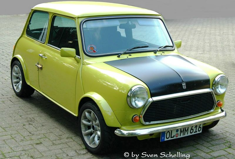 Auto Von Mr Bean