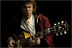 Mr. Blueshand #1