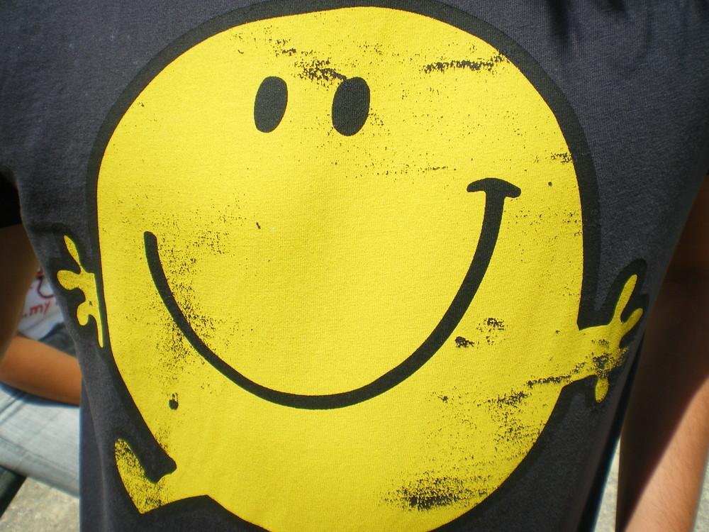 Mr. Happy !!! =)