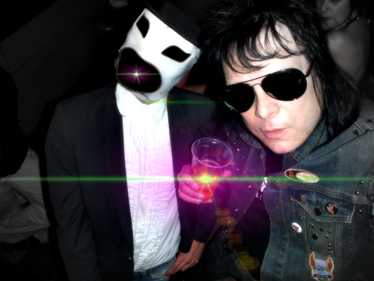 Mr. Invisible & His Holiness