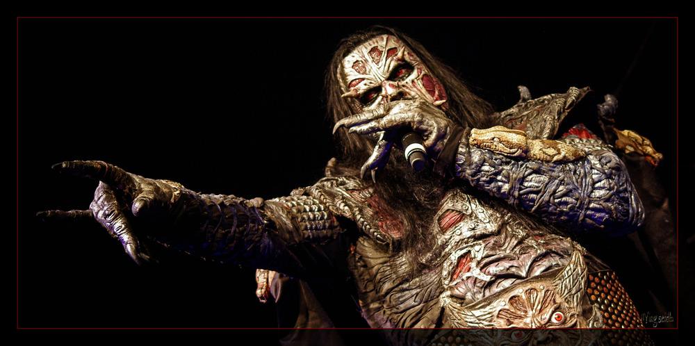 Mr. Lordi II