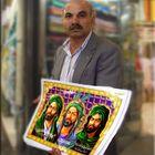 Mr Muhammadi, the seller