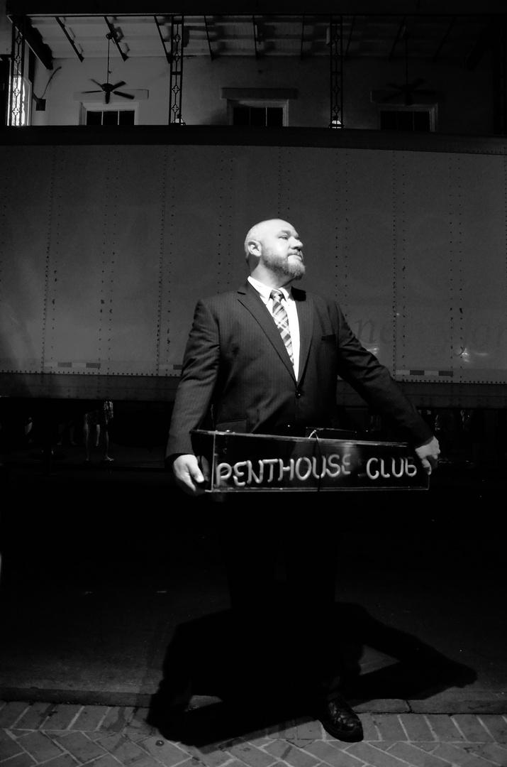 Mr. Penthouse