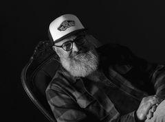 Mr. Silver - beard!