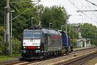MRCE 185 554-3 mit 1206 von Vossloh für Port Feeders