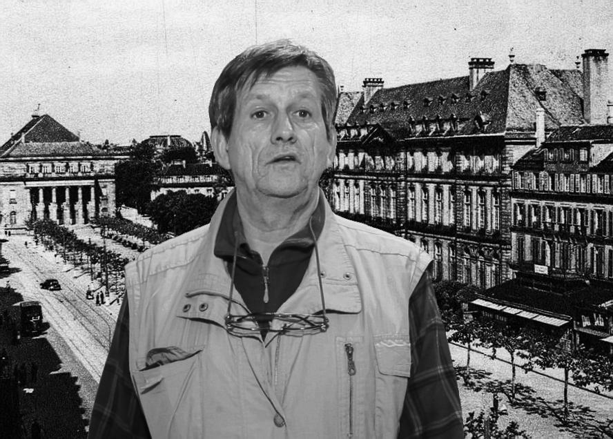 Mr.F at Strassburg X-24