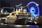 """"""" MS Albatros beim 825. Hamburger Hafen Geburtstag """""""