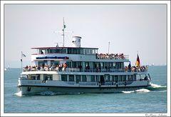 MS Karlsruhe vor Lindau