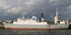 M.S. STUBNITZ im Baakenhafen/ HH