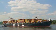 MSC Charleston 2