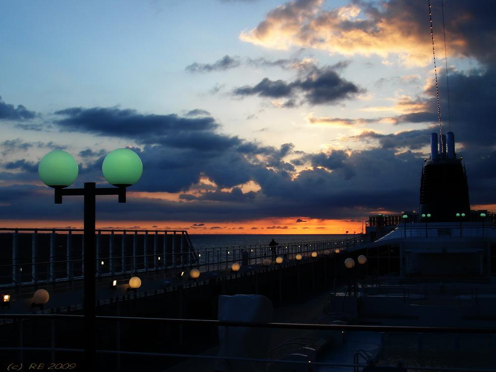 MSC Lirica - Sunrise Balic Sea