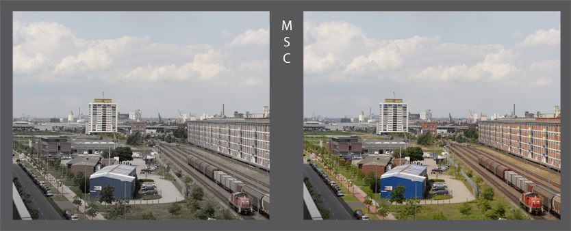 MSC Tower Überseestadt Bremen