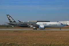 MSN 002 - A350 XWB