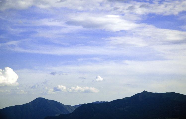 Mt. Alfeo and Mt. Lesima