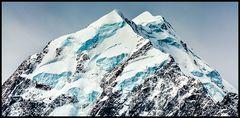 Mt. Cook Glacier