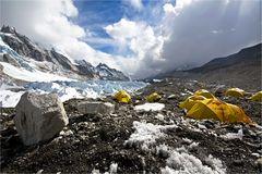 Mt. Everest - Base - Camp, 5364m