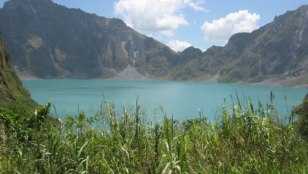 Mt. Pinatubo: Paradise beyond the Grasses