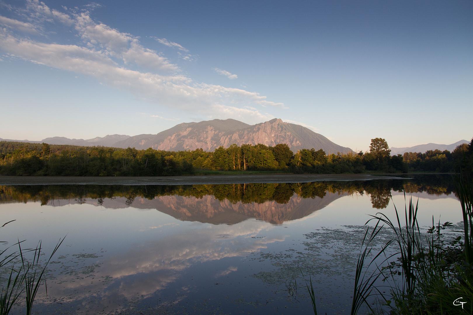Mt. Si --- Snoqualmie Valley /WA