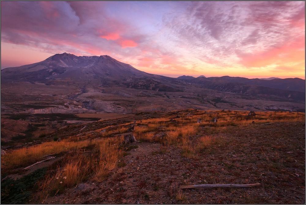 Mt St. Helens II