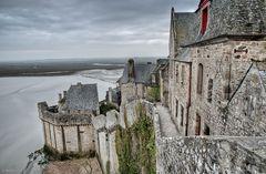 Mt St Michel inside