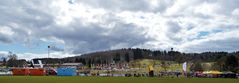 """MTB - CUP in Münsingen* Stadionpano"""