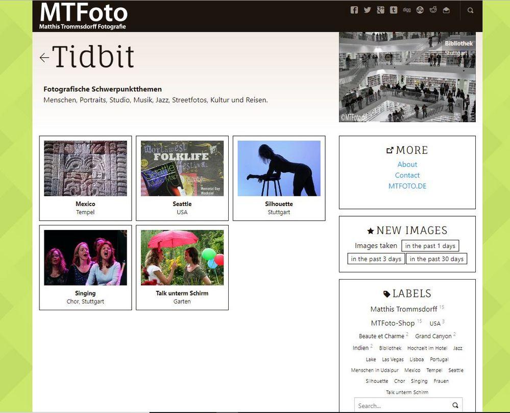 MTFoto.NET Nov18 TIDBITS