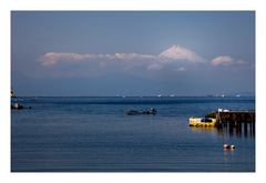 Mt.Fuji [over the sea]