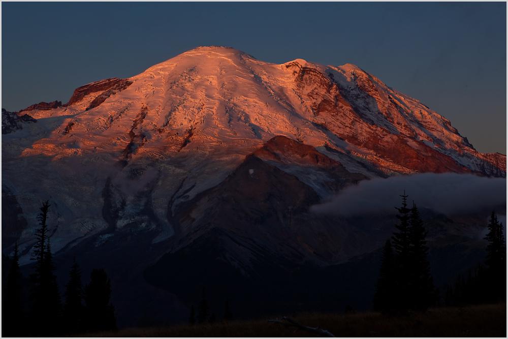 Mt.Rainier Sunrise