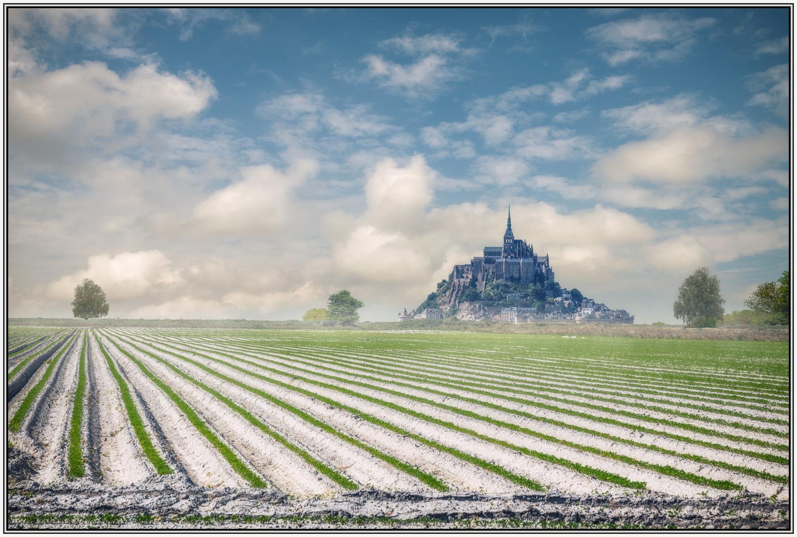 Mt.Saint Michel
