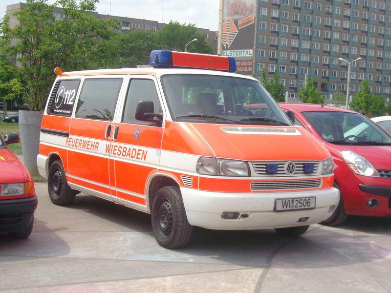 MTW der FW Wiesbaden