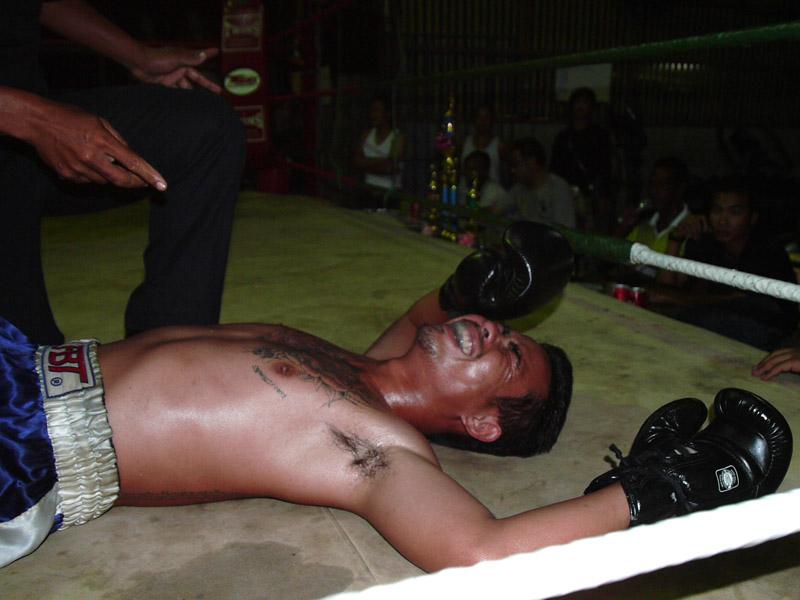 Muay Thai K.O.