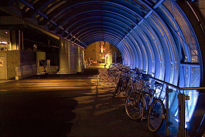 MUC Central Fahrradständer