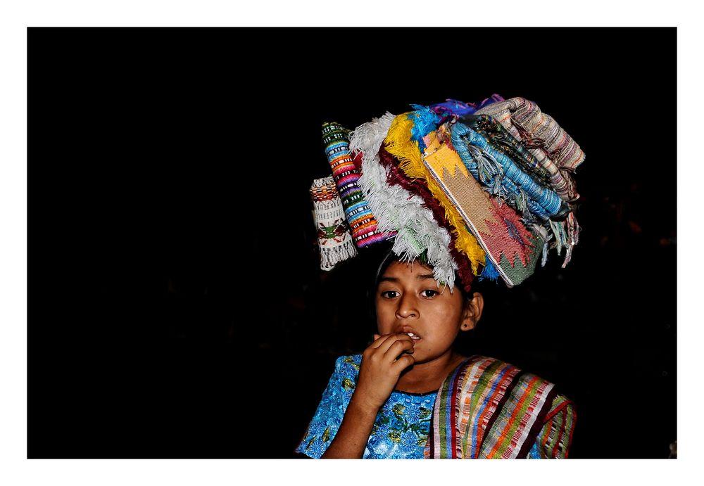 "Muchacha (""Kachikel "" Guatemala )"