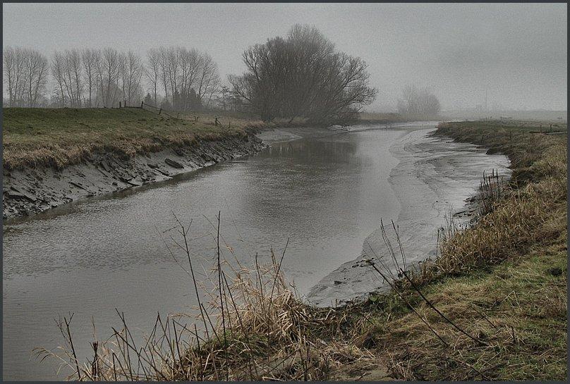 muddy ol `river