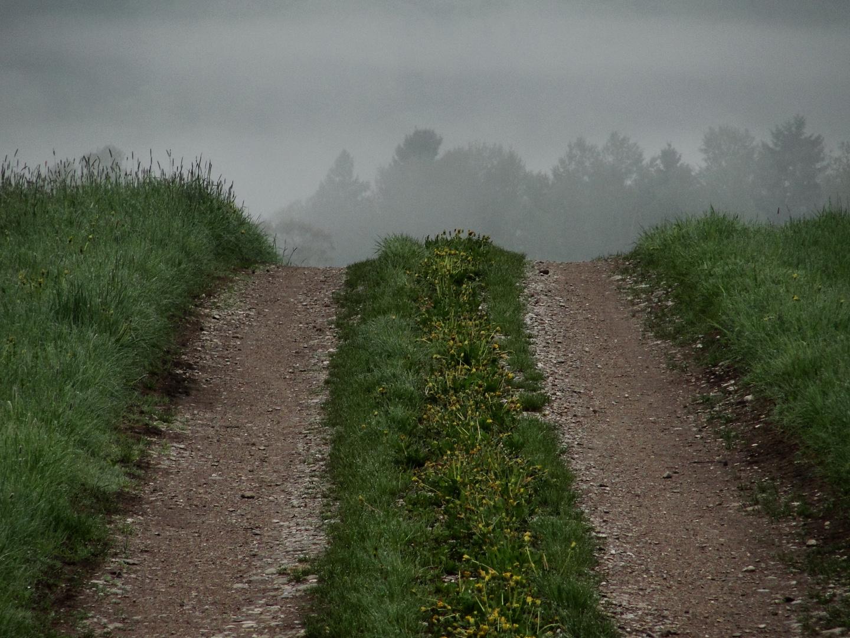 Mühevoll ist der Weg ... Original