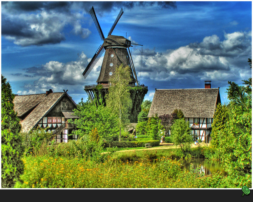 *Mühle*