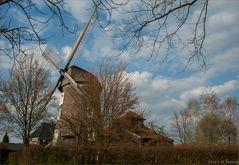 Mühle bei Raesfeld Erle