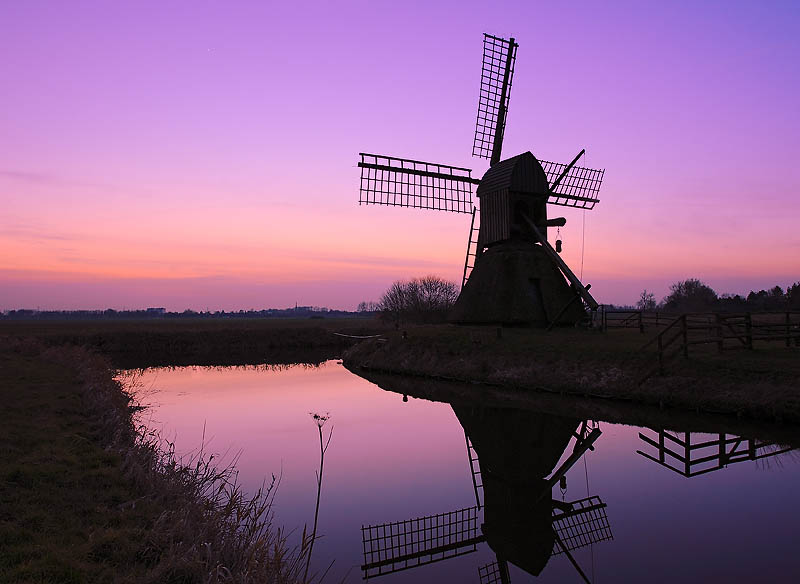 Mühle bei Wilster