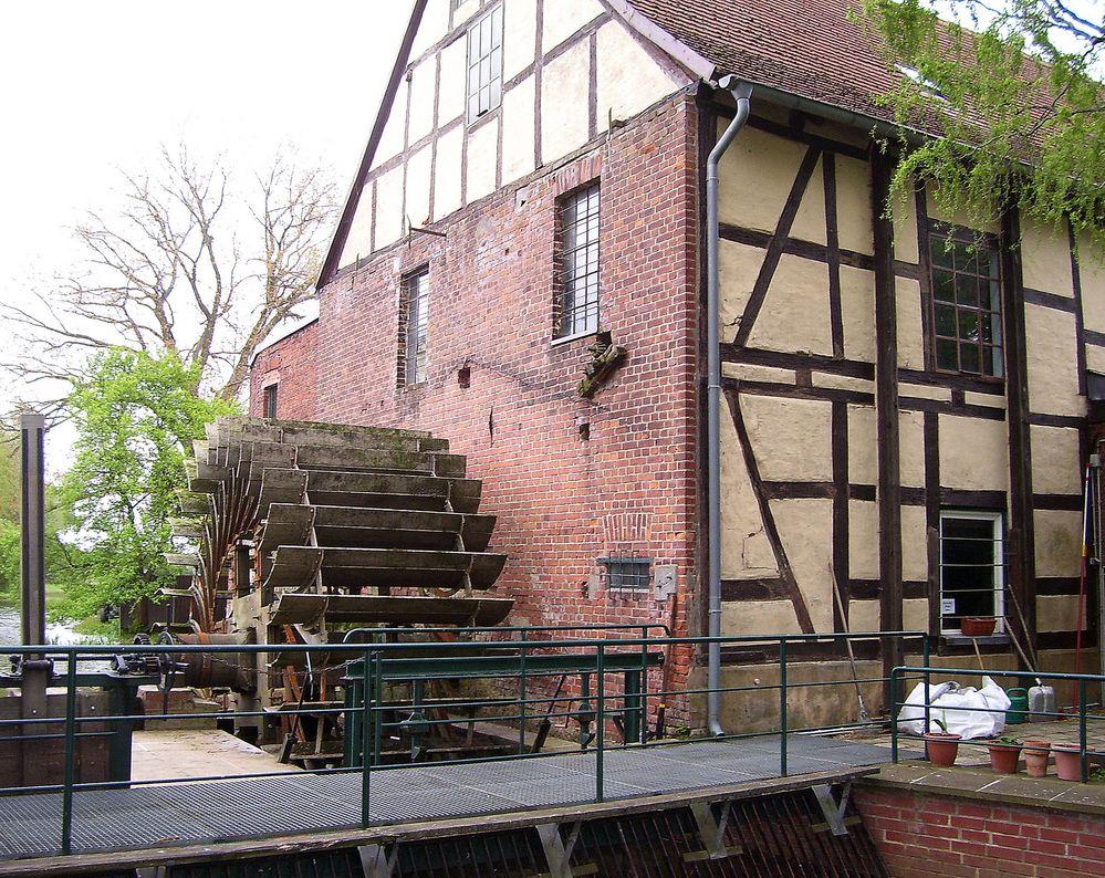 Mühle Elbeu...