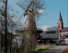 Mühle im Grünen 2