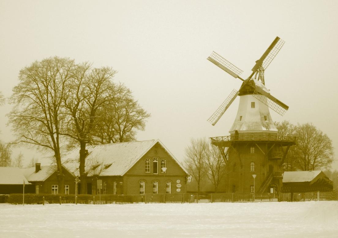 Mühle in Barßel