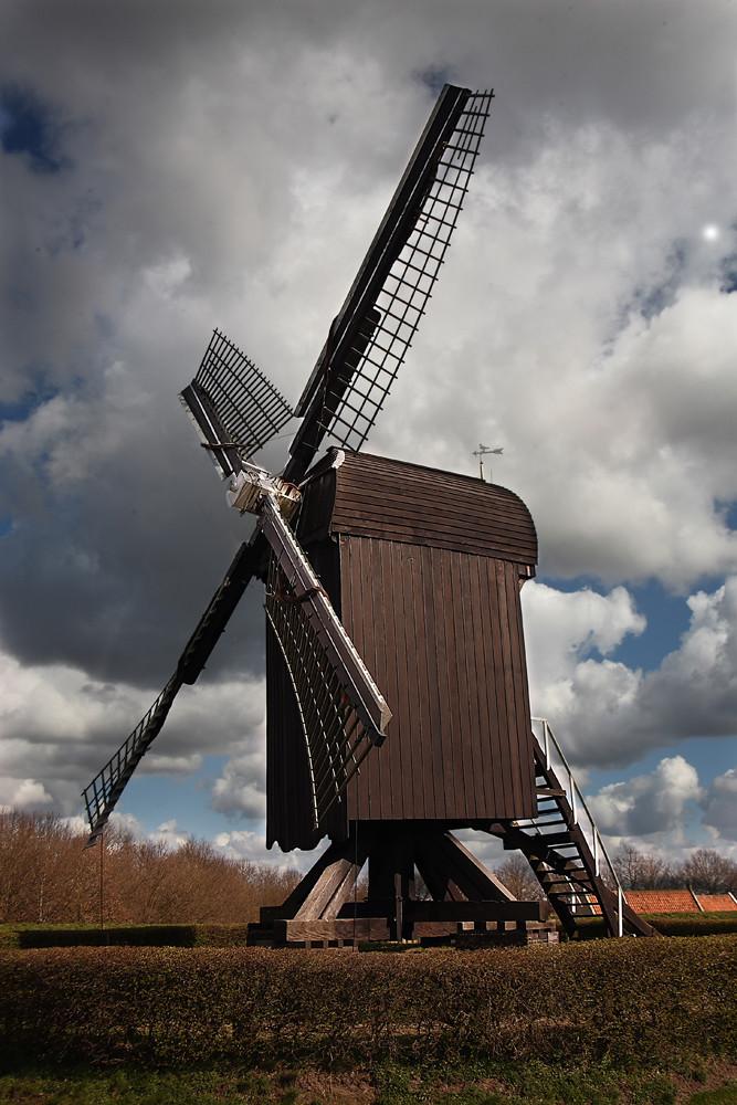 Mühle in der Bourtange