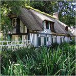 Mühle in der Haute-Normandie