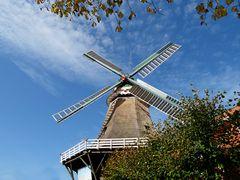 Mühle in Ostgroßefehn bei Aurich