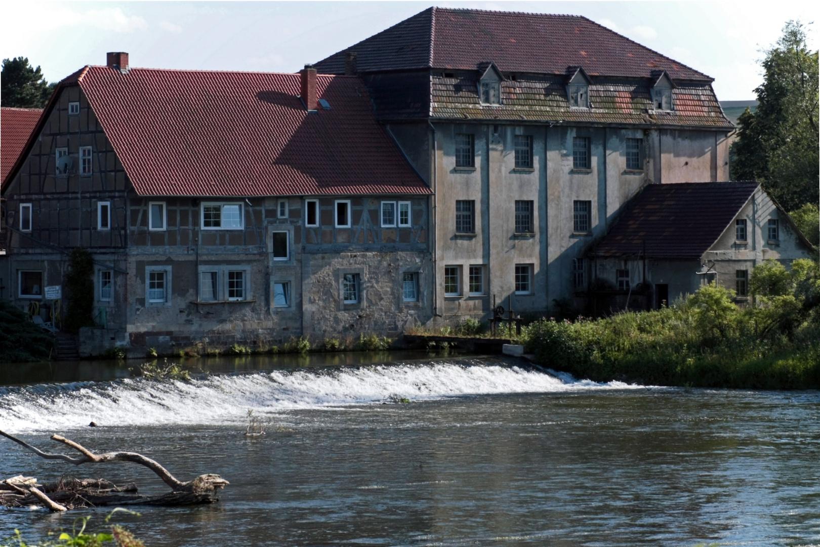 Mühle in Wolfershausen
