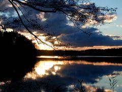Mühlenbecker See im Naturpark Barnim