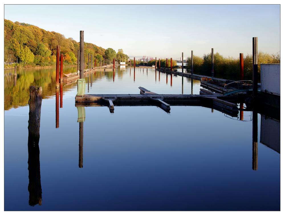 Mühlenberger Yachthafen